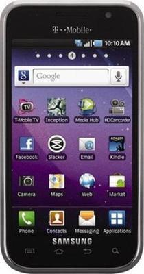 Samsung Galaxy S Showcase Telefon komórkowy