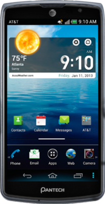 Pantech Discover Telefon komórkowy