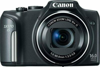 Canon PowerShot SX170 IS Digital Camera