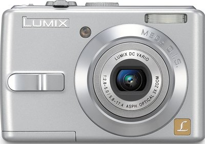 Panasonic Lumix DMC-LS70 Digitalkamera