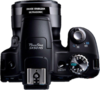 Canon PowerShot SX50 HS Digital Camera top