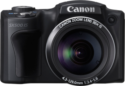 Canon PowerShot SX500 IS Digitalkamera