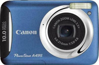 Canon PowerShot A495 digital camera