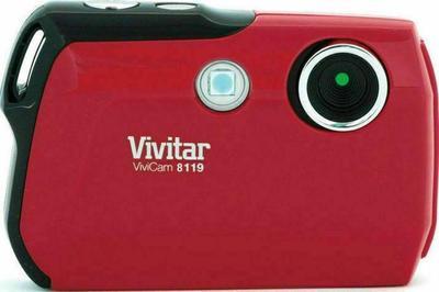 Vivitar ViviCam 8119 Digital Camera