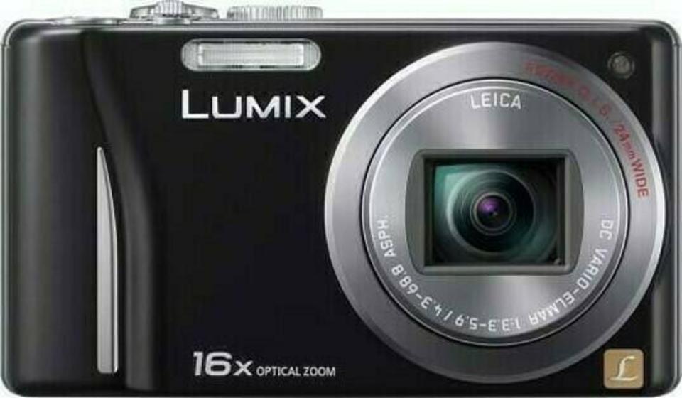 Panasonic Lumix DMC-TZ19 front