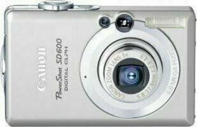 Canon PowerShot SD600 Digitalkamera