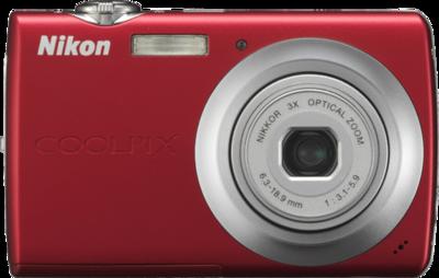 Nikon Coolpix S203 Digitalkamera