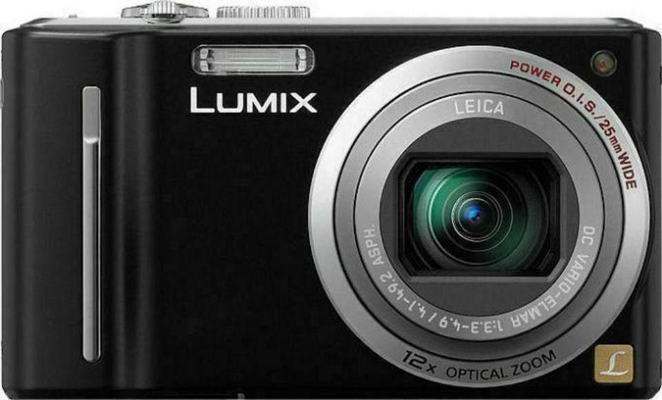 Panasonic Lumix DMC-TZ9 front