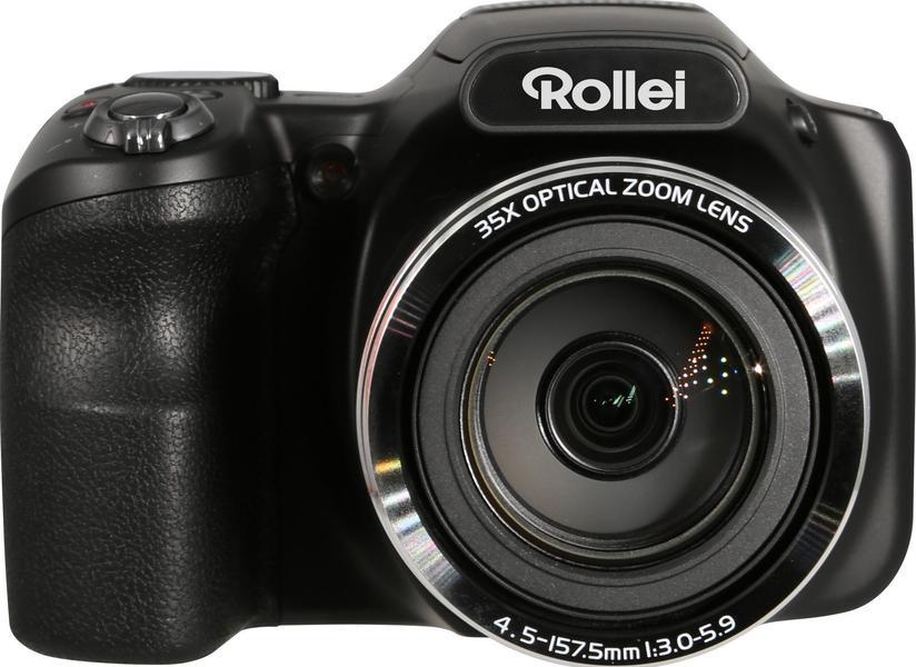Rollei Powerflex 350 HD front