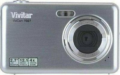 Vivitar ViviCam T027 Digital Camera