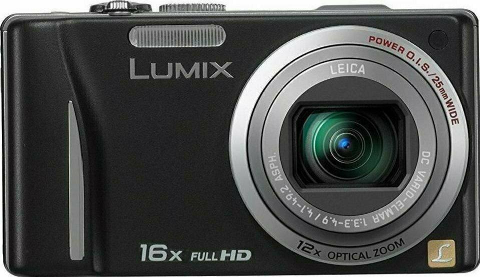 Panasonic Lumix DMC-TZ22 front