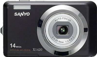 Sanyo VPC-X1420 Digital Camera