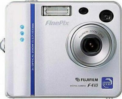 Fujifilm FinePix F410 Zoom Digital Camera