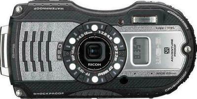 Ricoh Optio WG-5 GPS Digital Camera