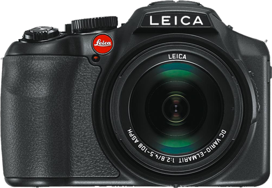 Leica V-Lux 3 front