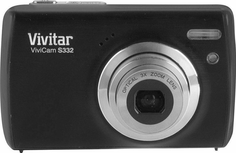 Vivitar ViviCam S332 front