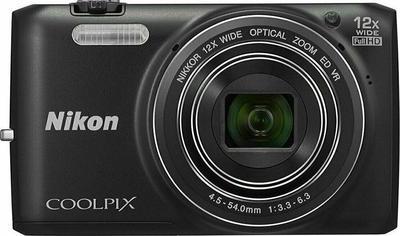 Nikon Coolpix S6800 Digital Camera