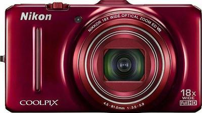 Nikon Coolpix S9300 Appareil photo numérique
