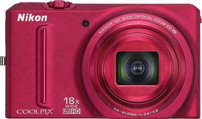 Nikon Coolpix S9100 Digitalkamera