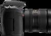 Nikon D300S Digital Camera right