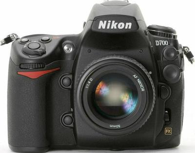 Nikon D700 Aparat cyfrowy