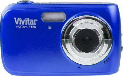 Vivitar ViviCam F126 Digital Camera