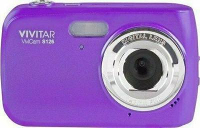 Vivitar ViviCam F126 Digitalkamera