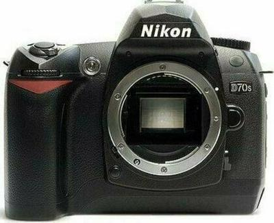 Nikon D70s Aparat cyfrowy