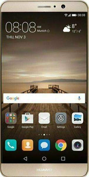 Huawei Mate 9 front