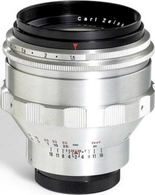 Carl Zeiss Jena Biotar 75mm F1.5 (version 2) Lens
