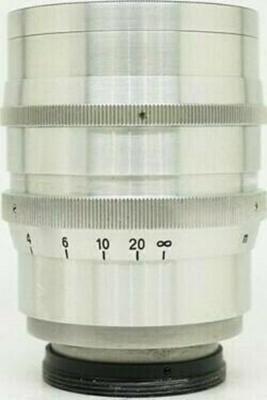 Carl Zeiss Jena Biotar 7.5cm f1.5 Lens