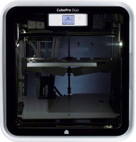 3D Systems CubePro Duo Printer