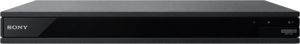 Sony UBP-X800 bluray player