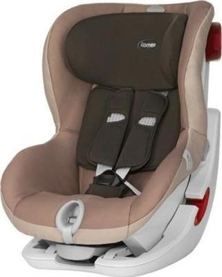 Britax Römer King II LS Child Car Seat