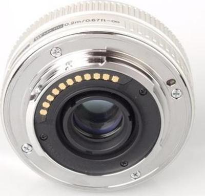 Olympus M.Zuiko Digital 17mm 1:2.8 Pancake Lens