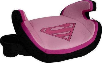 Kids Embrace Supergirl Booster