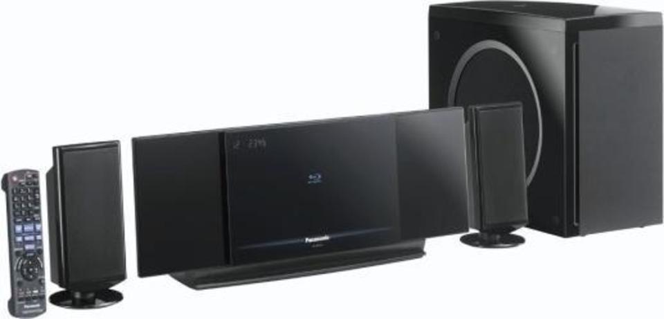 Panasonic SC-BTX75 front