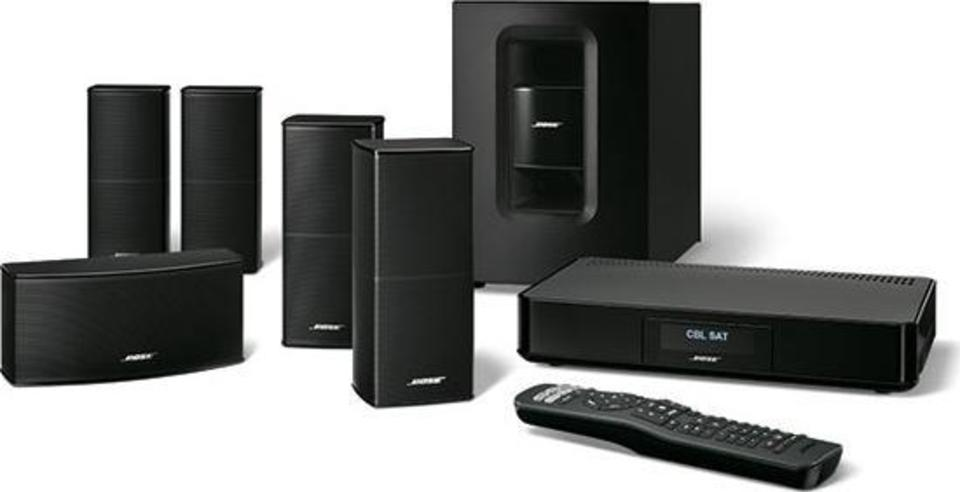 Bose CineMate 520 front