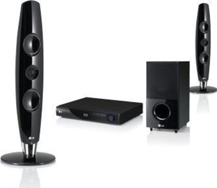 LG HB44C Home Cinema System