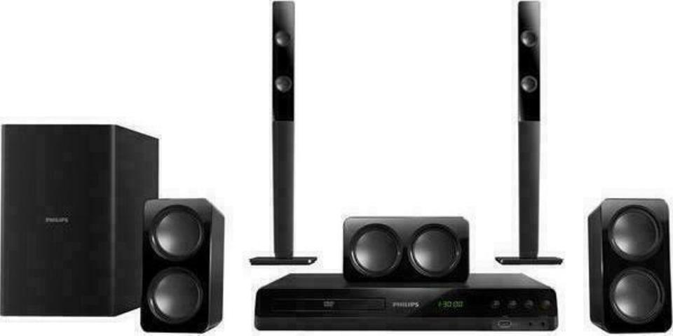 Philips HTD3540 front