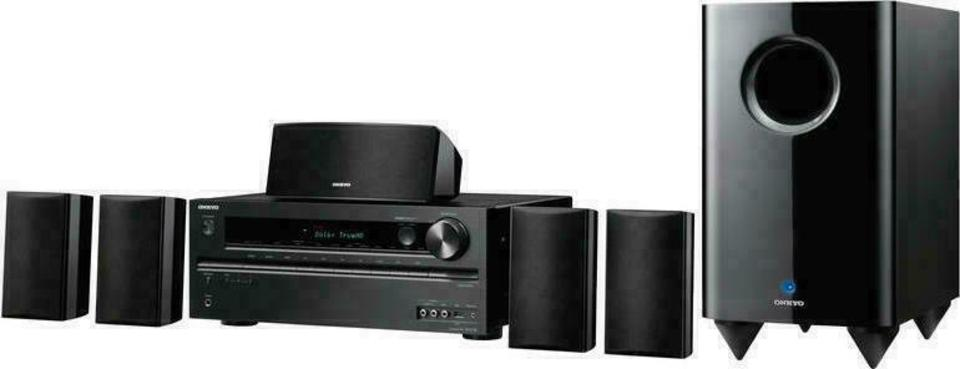 Onkyo HT-S6505 front