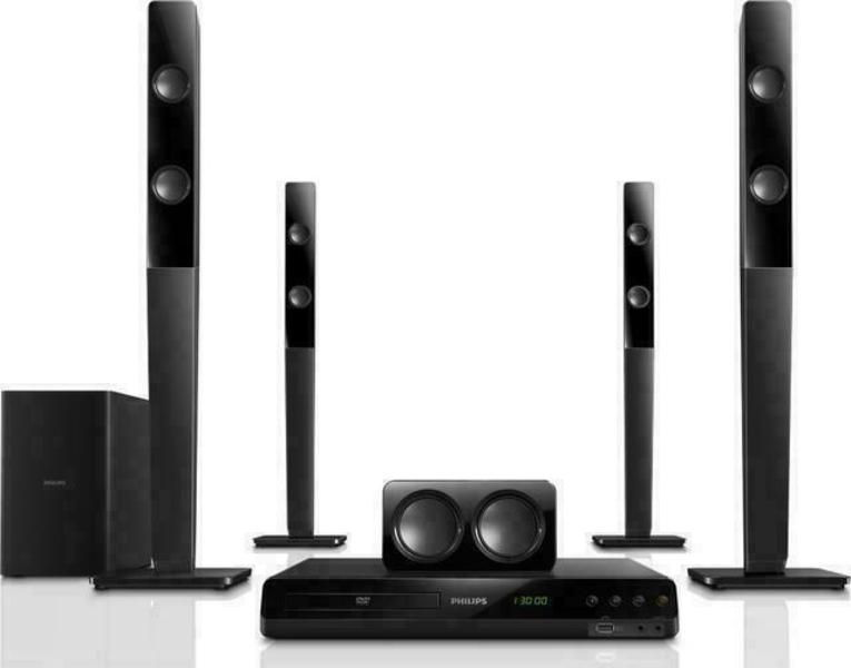 Philips HTD3570 front
