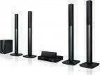 LG LHD457 Home Cinema System