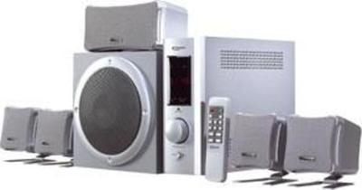 Typhoon Acoustic 5.1 Amplified Speaker System kina domowego