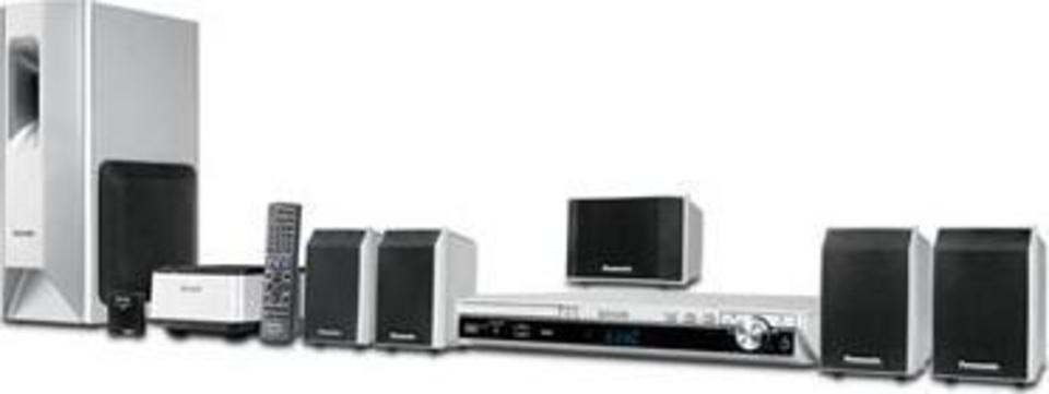 Panasonic SC-PT350 front