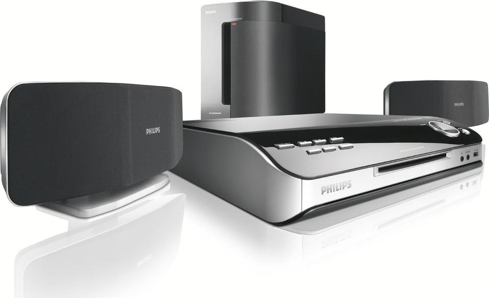 Philips HTS6500 front