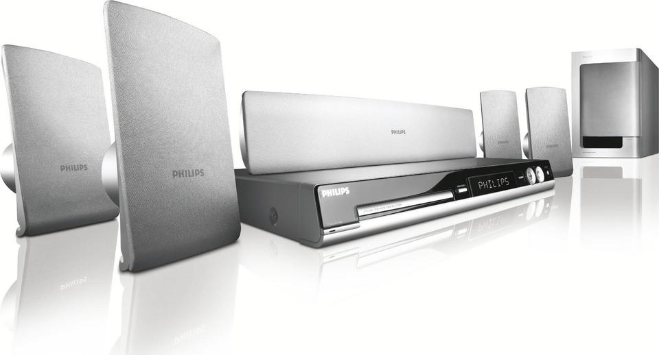 Philips HTS3450 front