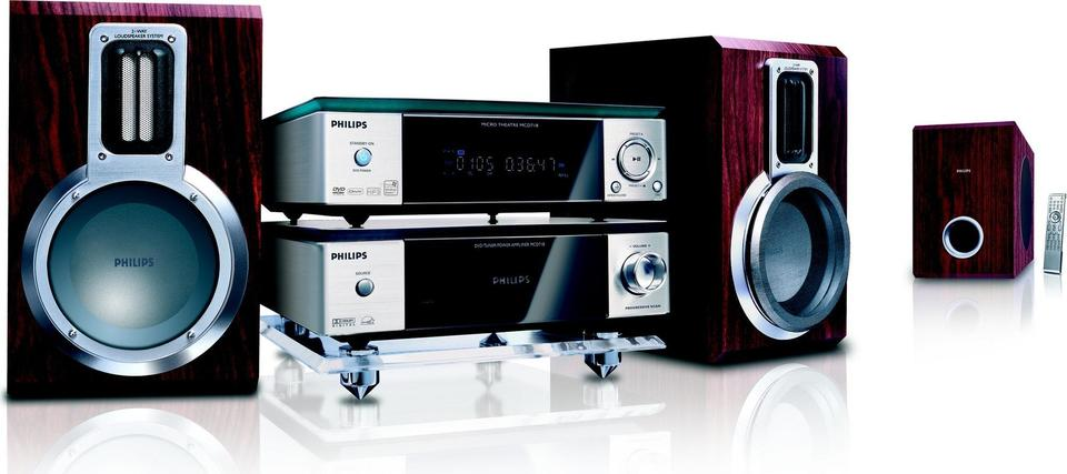 Philips MCD718 front