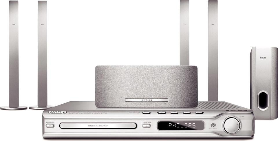 Philips HTS5310S front