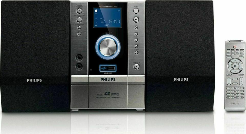 Philips MCD297 front
